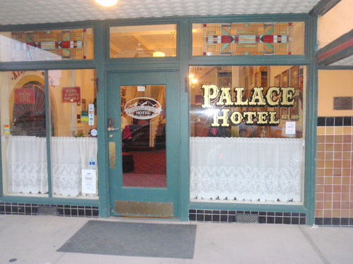 Silver City S Palace Hotel Cly Street Entrance