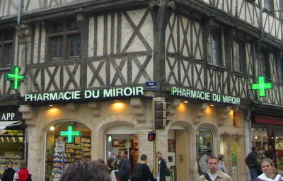 French+pharmacie