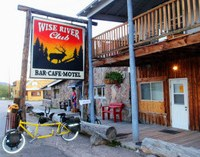 Wise River Club, Montana, Great Divide Mountain Bike Route.