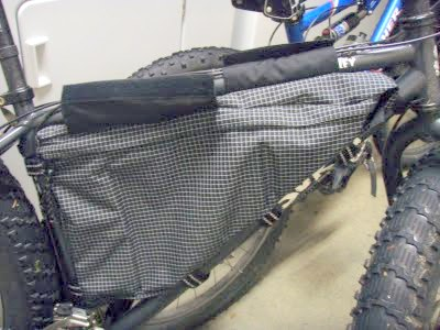 Mountain Bike: Frame Bag