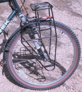 Example of Shock Mounted Front Suspension Rack.